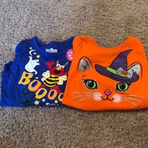 Other - Long sleeve Halloween t shirts